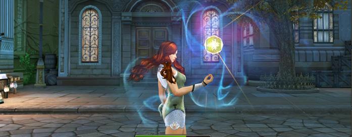 귀환석 사용 시 캐릭터가 위치한 지역의 마을로 귀환할 수 있다.