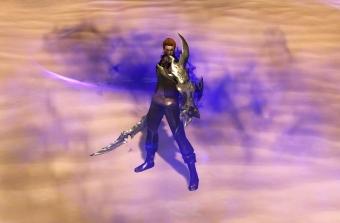 Force Blader Battle Mode