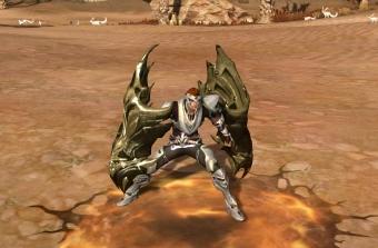 Force Shielder Battle Mode