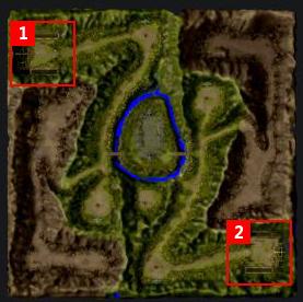 1번 프로키온 GPS/ 2번 카펠라 GPS
