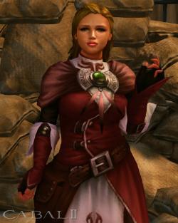 퀘스트 NPC 잡화 상인 클로이