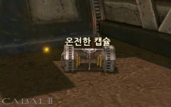 온전한 캡슐